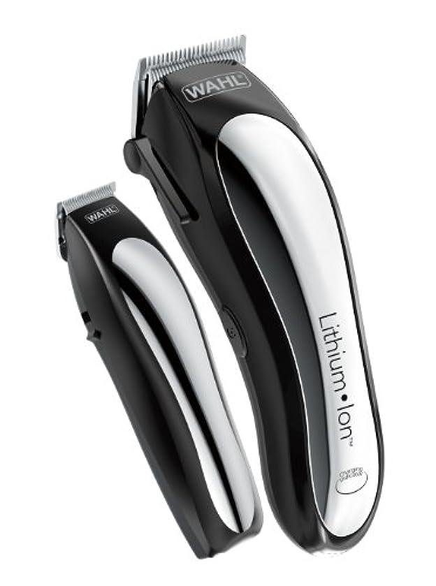また明日ね殺します永続Wahl Clipper Lithium Ion Cordless Rechargeable Hair Clippers and Trimmers for men,Hair Cutting Kit with 10 Guide Combs... Wahl