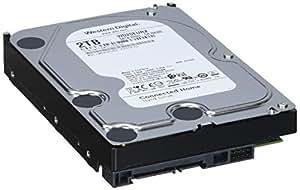 WD HDD 内蔵ハードディスク AV向け 3.5インチ 2TB WD AV-GP WD20EURX SATA3.0 InteliPower 64MB 3年保証