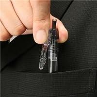 (まとめ) ゼブラ 油性ボールペン タプリクリップ 0.7mm 青 BN5-BL 1本 〔×60セット〕