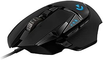 Logitech 910-005472 G502 Hero High Performance Gaming Mouse