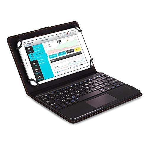 Ewin タブレット汎用 キーボードケース B01M4OW3XT 1枚目
