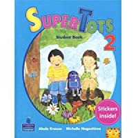 SuperTots Level 2 Activity Book with CD
