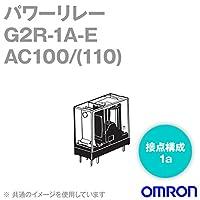 オムロン(OMRON) G2R-1A-E AC100/(110) パワーリレー NN