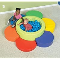 Children's Factory Flower Petal Ball Pool by Children's Factory [並行輸入品]