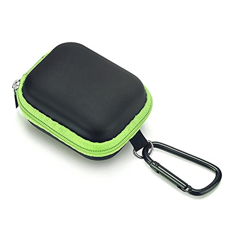 はい知覚できるホバーPursue エッセンシャルオイル収納ケース アロマオイル収納ボックス アロマポーチ収納ケース 耐震 携帯便利 香水収納ポーチ 化粧ポーチ6本用