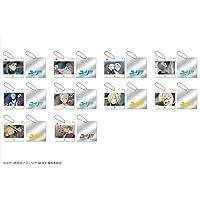 ユーリ!!! on ICE トレーディングミラーチャーム BOX商品 1BOX = 10個入り、全10種類