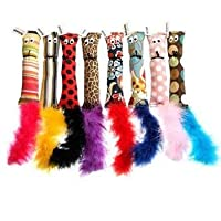 PetCandy Squirrels Catnip Toy by CANDY PET