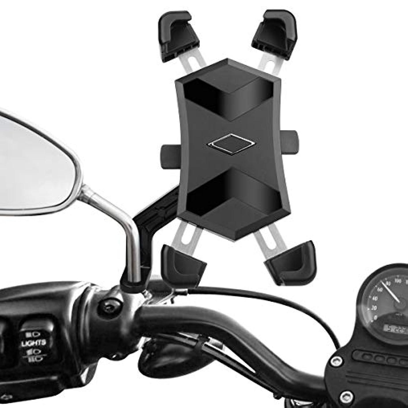 ジャズミュウミュウ試すHASAGEI 自転車 スマホ ホルダー バイク用 携帯ホルダー 2020最新改良 自動ロック 片手操作 落下防止 振れ止め 360°回転可能 スマホホルダー GPSナビ iPhone 11 Pro max XS MAX XR XS X 8 7 6 Plus HUAWEI Sony Xperiaなどに適用