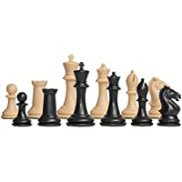 The Hastings Plastic Chess Set - Pieces Only - 3.875
