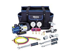 イチネンTASCO TA21AB R410A/R32エアコン工具セット