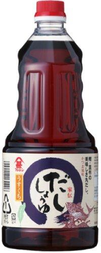 富士甚 家伝だし醤油 うすくち 1.5L