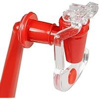 sea-junopバーパーティツールレッドCoke蛇口ディスペンサー手圧力水ディスペンサー