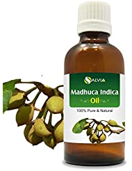 MADHUCA INDICA OIL 100% NATURAL PURE UNDILUTED UNCUT ESSENTIAL OIL 50ML