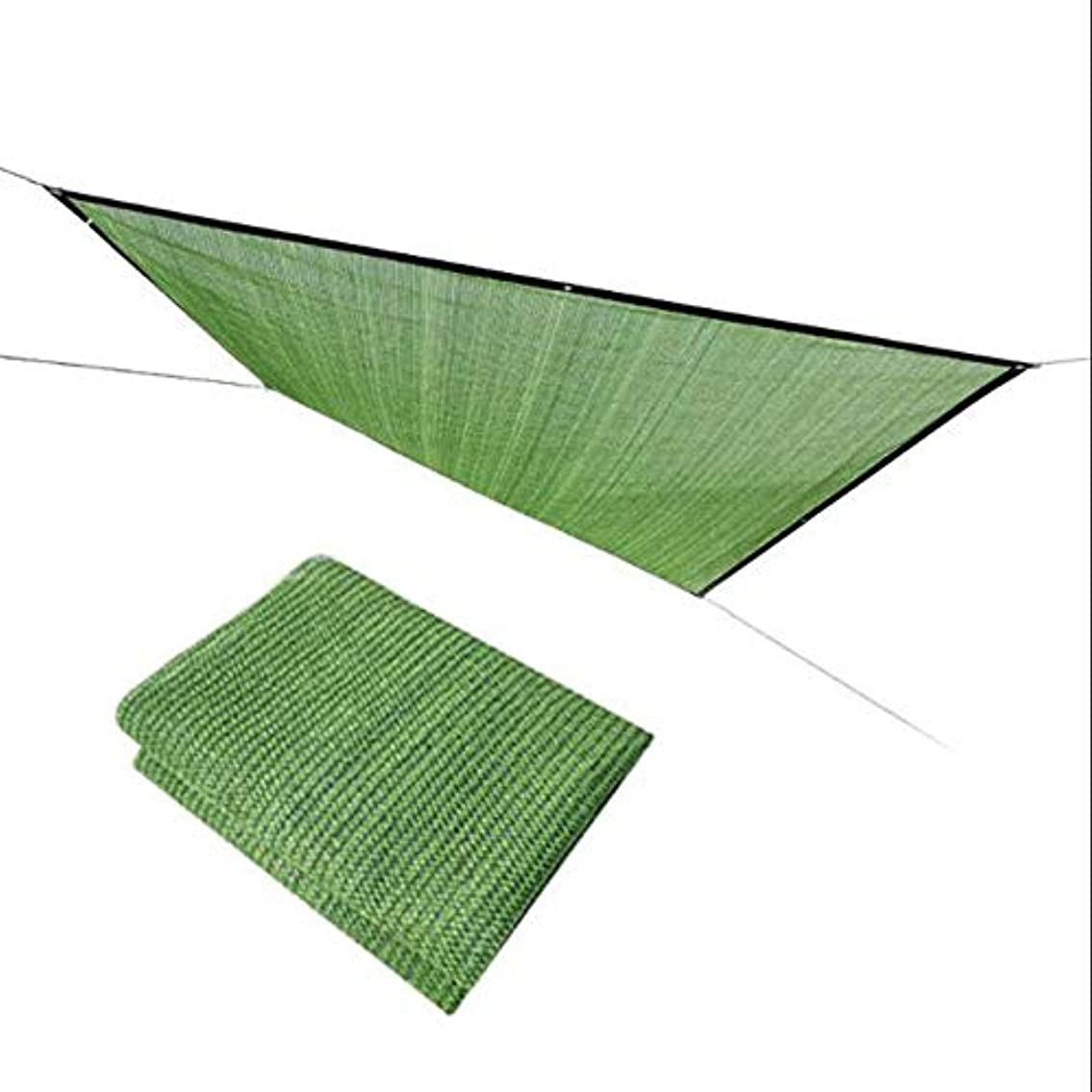 シフトソート正直XIAOLIN 日除けネット/日よけの帆/花のバルコニー日焼け止めの網/通気性の日よけネットワーク/庭の緑の植物の絶縁材の網 (サイズ さいず : 0.6x1m)