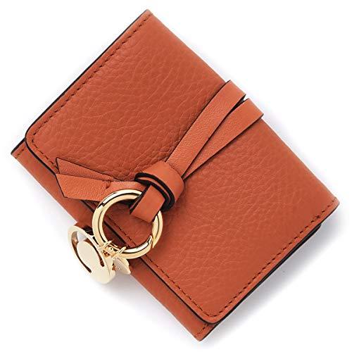 (クロエ) Chloe 3つ折り財布 小銭入れ付き/ALPHABET アルファベット [並行輸入品]