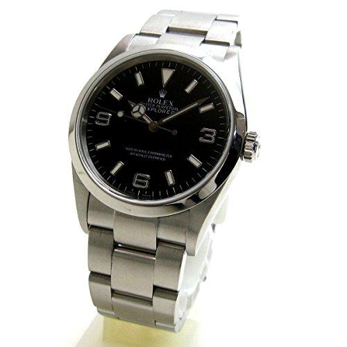 [ロレックス]ROLEX 腕時計 114270 エクスプローラー1 オート D番 BOX 美品 メンズ 中古