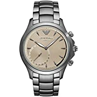 Emporio Armani Men's ART3017 Smart Digital Grey Watch