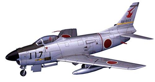 ハセガワ 1/72 F-86D セイバードック JASDF