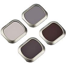 DJI Mavic 2 Series 2 Part 17 Pro ND Filters Set (ND4/8/16/32), Black (DJIMV2-17)