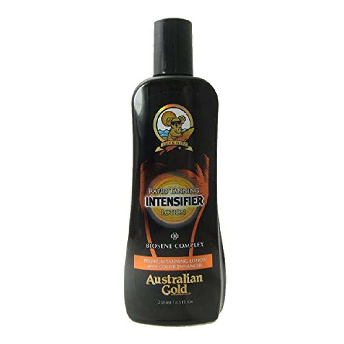 インデックスあいまい各Australian Gold Rapid Tanning Intensifier Lotion 250ml [並行輸入品]