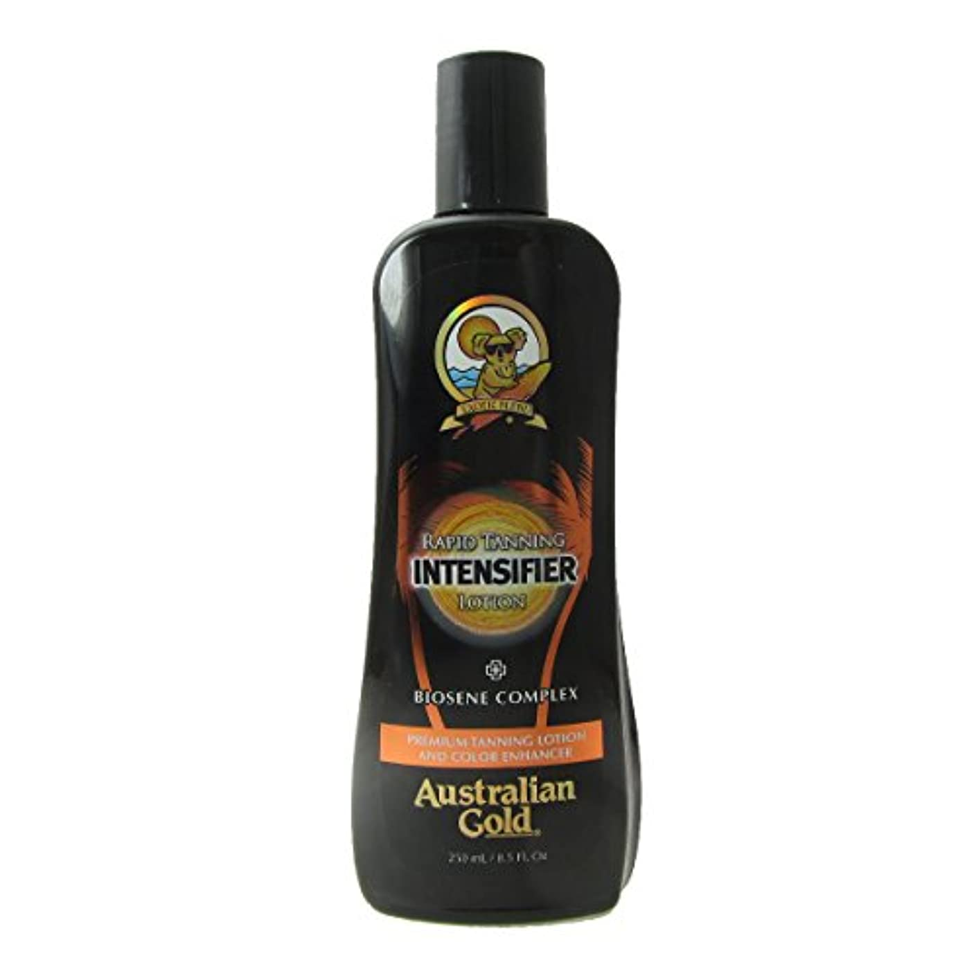 アメリカスツール自由Australian Gold Rapid Tanning Intensifier Lotion 250ml [並行輸入品]