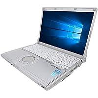 【Microsoft Office 2016搭載】【Win 10搭載】Panasonic CF-S10/次世代Core i5 2.5GHz/メモリー4GB/HDD:500GB/DVDスーパーマルチ/12.1インチ/USB 3.0/無線LAN搭載/中古ノートパソコン (ハードディスク:500GB)