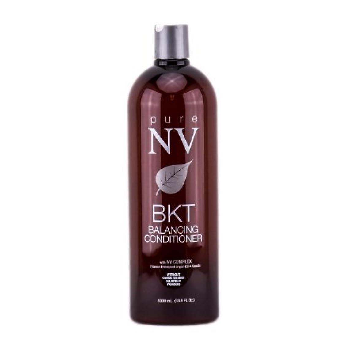 真実からに変化するおとこPure NV BKT バランシングコンディショナー - 33.8オンス レッド-301