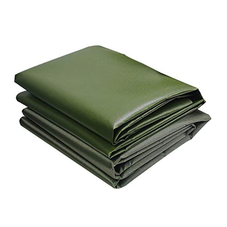 反毒ランチどっちでもLIXIONG オーニング屋外の 日焼け止め 防雨布 保存料 厚くする 防寒 防水シート、 13サイズ カスタマイズ可能 (色 : 緑, サイズ さいず : 1.9X2.9m)