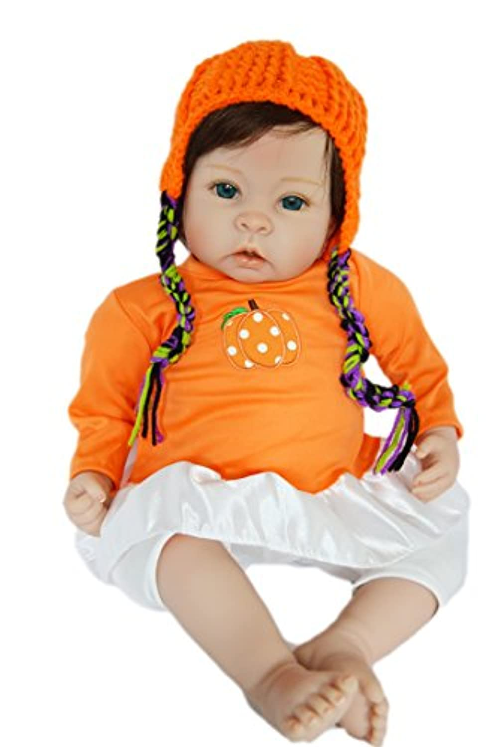 My Brittany's Fall Pumpkin Outfit for Adora Dolls, Reborn Dolls and 20 Inch Dolls-Doll Clothes Only