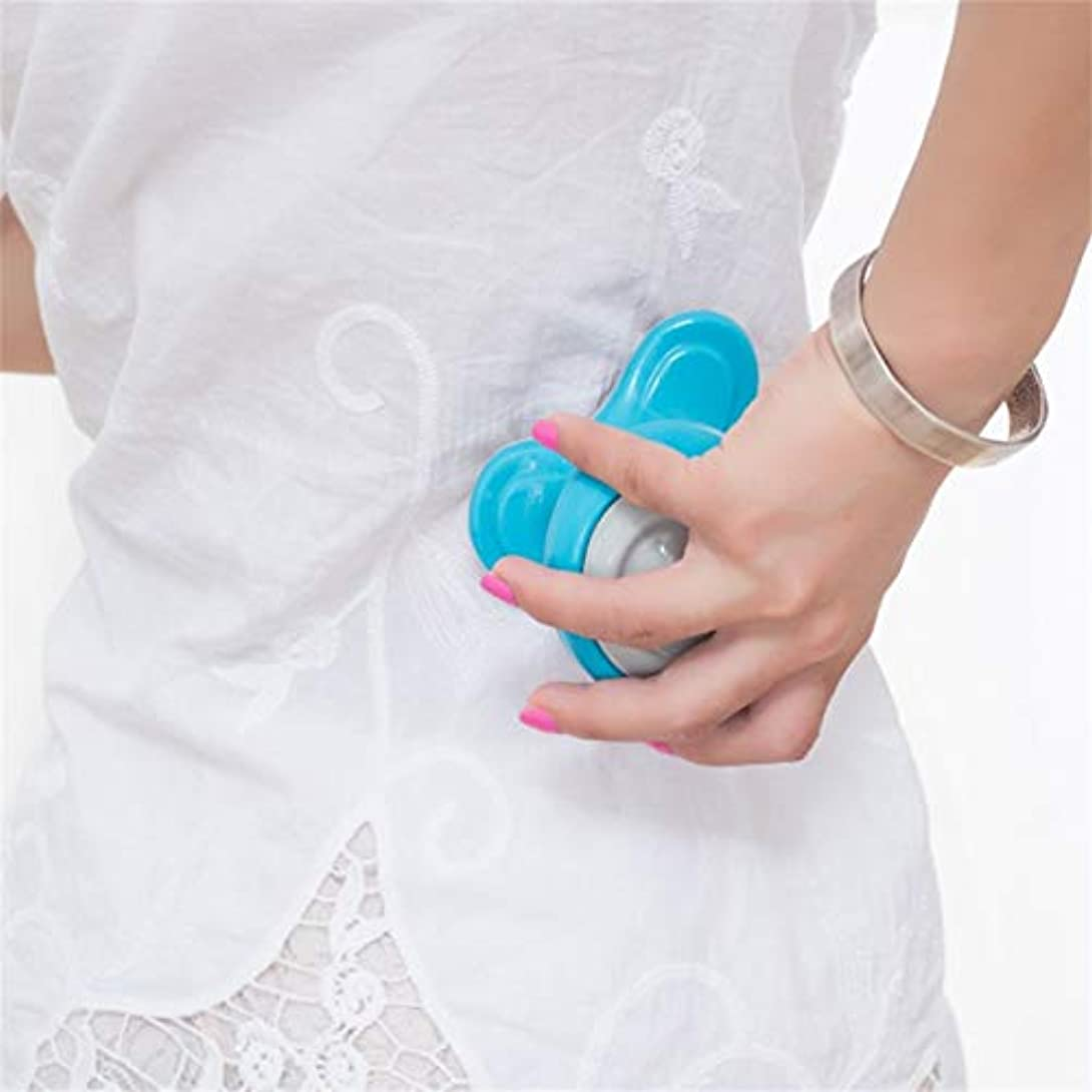 推定いいね動かないMini Electric Handled Wave Vibrating Massager USB Battery Full Body Massage Ultra-compact Lightweight Convenient...