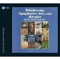 Tchaikovsky - Symphony Nos.4 & 5 & 6 (Korea Edition)