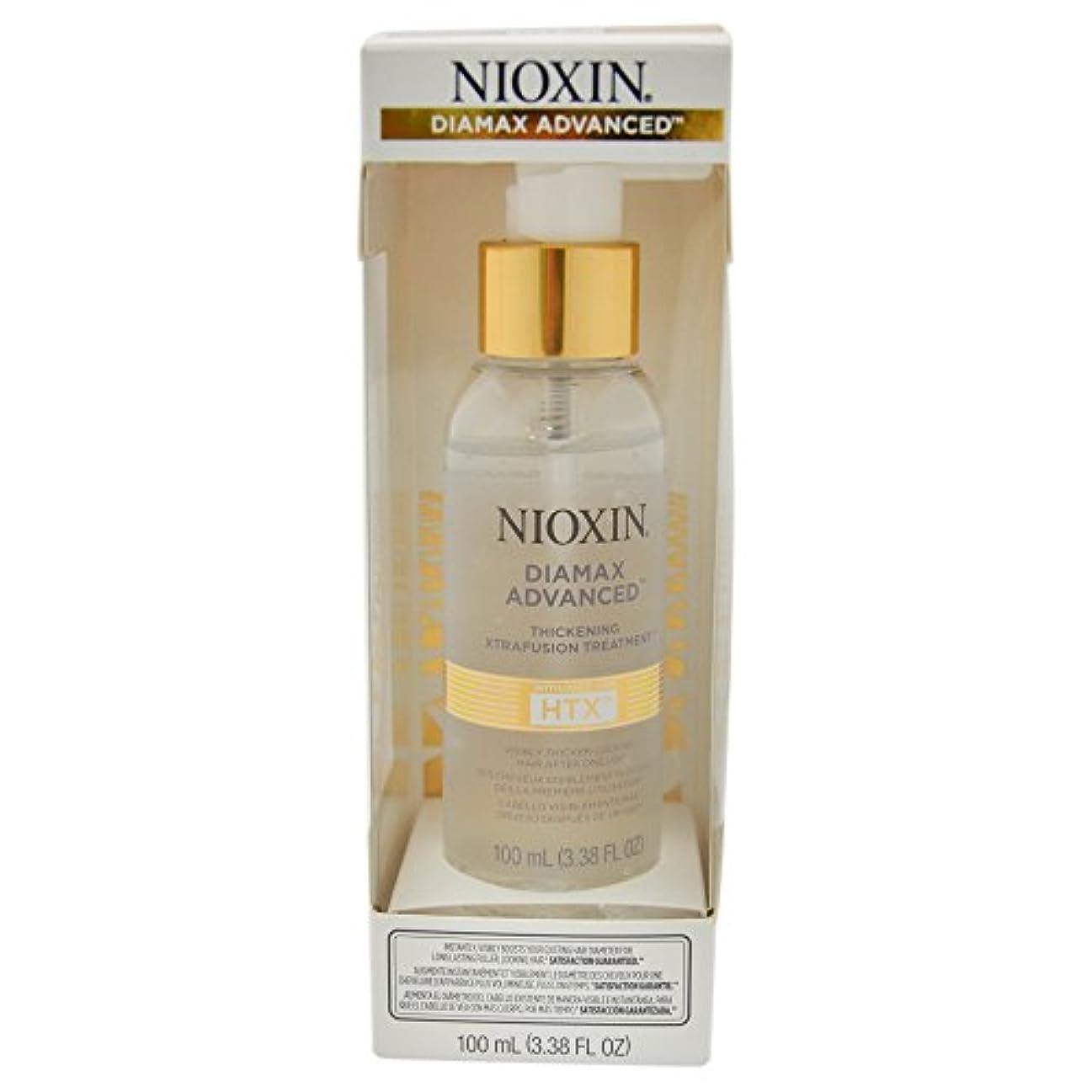 ナイオキシン Nioxin Intensive Therapy Diamax Advanced Thickening Xtrafusion Treatment 100ml/3.38oz並行輸入品
