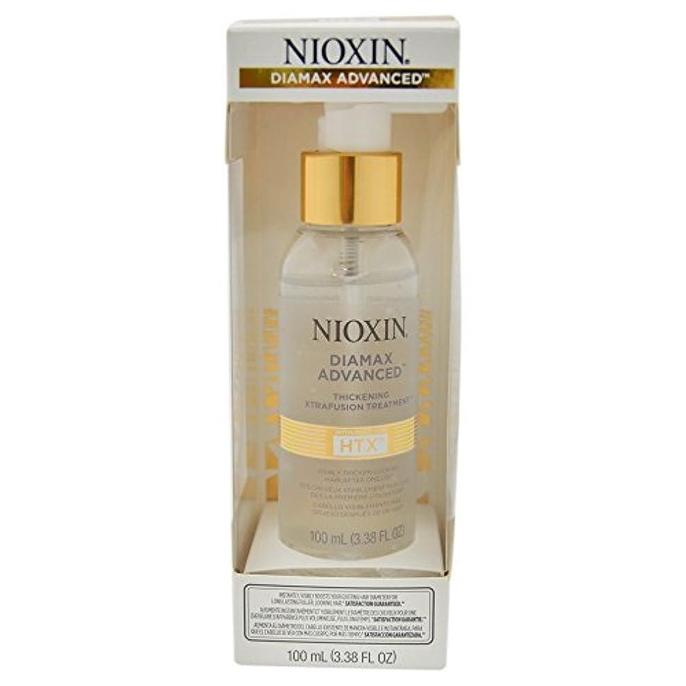 タックル一元化する誇りに思うナイオキシン Nioxin Intensive Therapy Diamax Advanced Thickening Xtrafusion Treatment 100ml/3.38oz並行輸入品