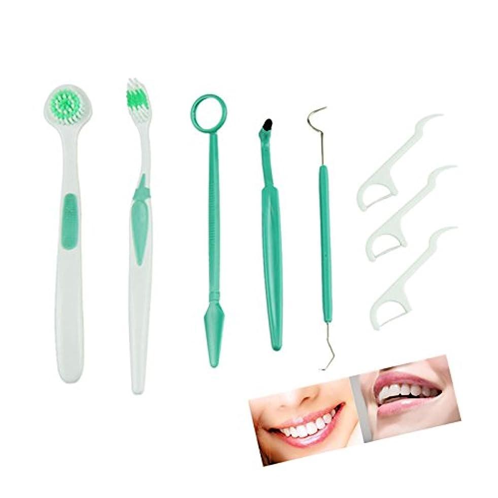 ロンドン万一に備えて認証Propenary - オーラルケア歯磨剤スケーリングスーツアメニティ舌クリーナーのために1セット