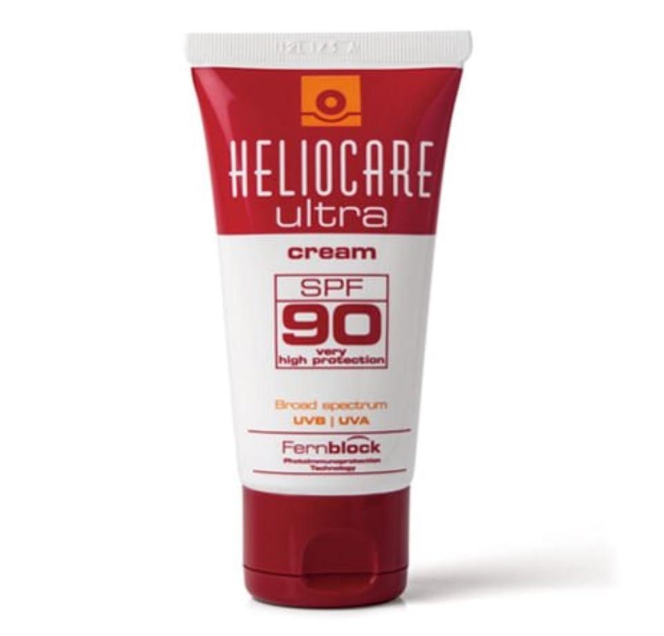 ラック法的異形ヘリオケア ウルトラ 日焼け止めクリーム SPF 90 Heliocare Ultra 90 Crema [並行輸入品]