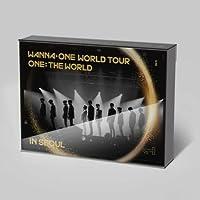【早期購入特典あり DVD ver】 WANNA ONE WORLD TOUR ONE:THE WORLD IN SEOUL DVD