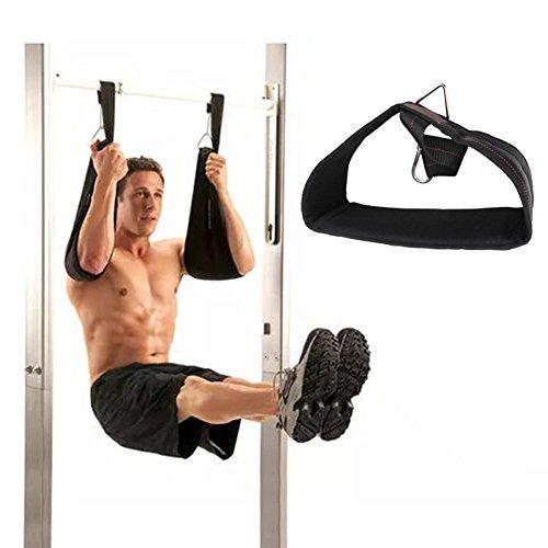 アブストラップ 腹筋トレーニング 2個セット エクササイズバンド 割れた腹筋を目指せ!