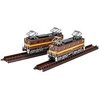 トミーテック ジオコレ 鉄道コレクション 三岐鉄道 ED5081形 ED5081?ED5082 2両セット ジオラマ用品 (メーカー初回受注限定生産)
