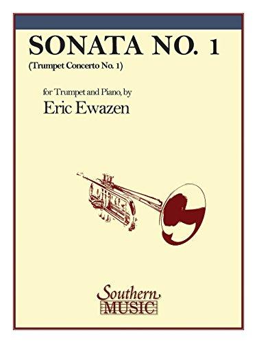 エワゼン: トランペット・ソナタ/サザン・ミュージック社/トランペットとピアノ