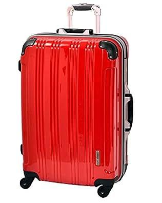M(22)型 フィースト / ミラーKingdom TSAロック搭載 スーツケース キャリーバッグ (4~7日用)