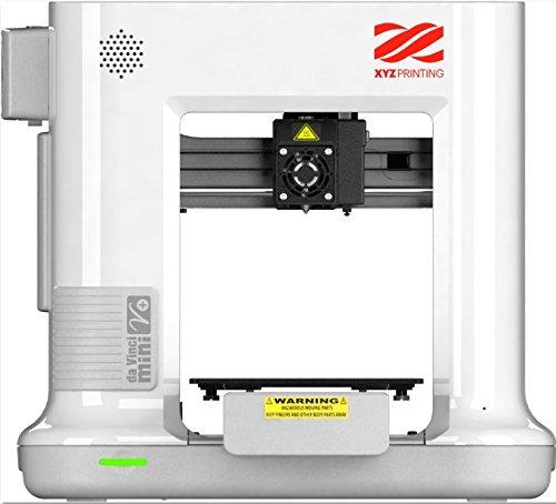 XYZプリンティング 3Dプリンターダヴィンチmini w+ホワイト: Wi...