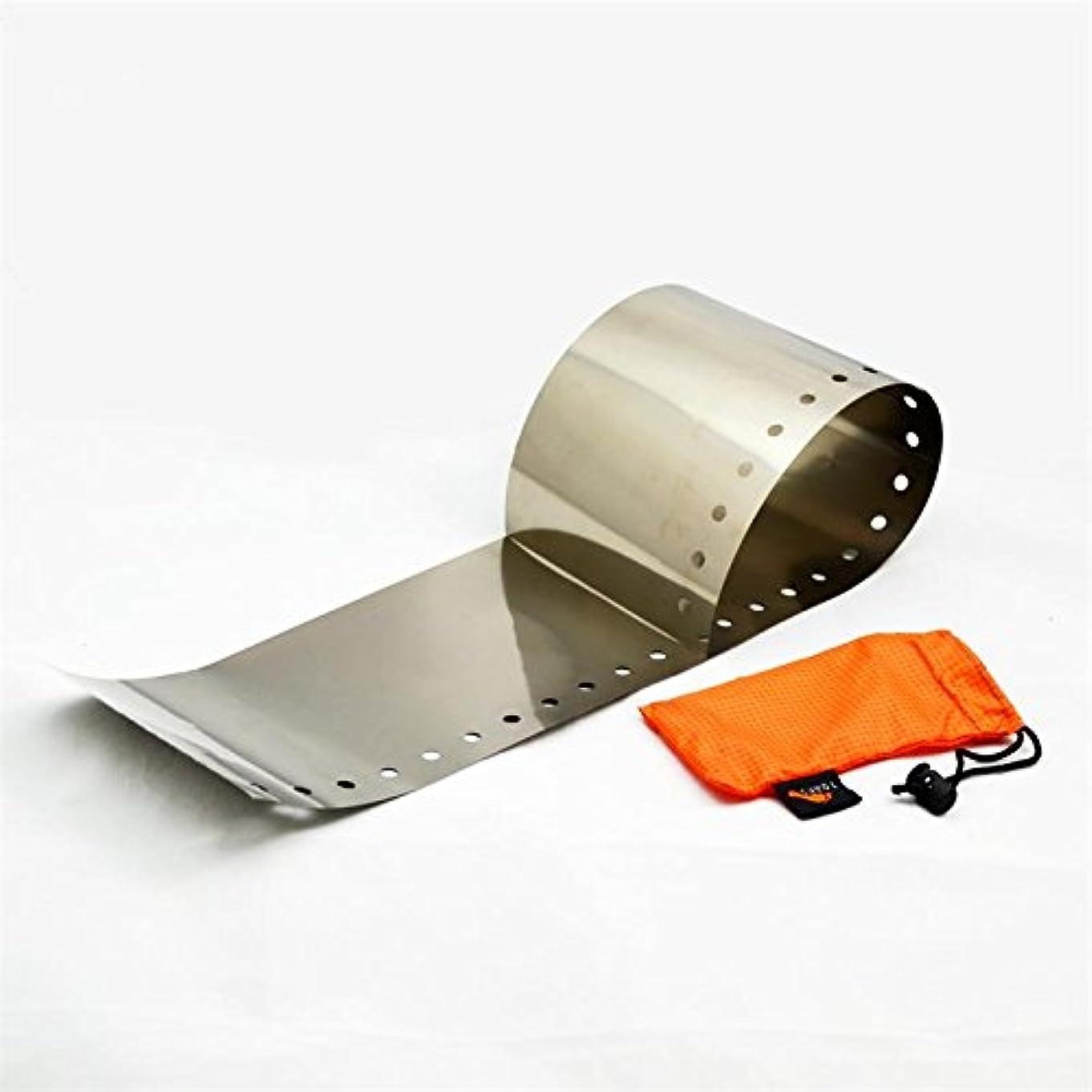 動力学予見する平日TOAKS (トークス) チタニウム ウインドスクリーン 超軽量15g 風防 WSC-01 【日本正規品】