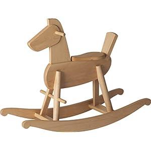 オークヴィレッジ Mokuba(木馬) ナチュラル色 幅83×奥行26×高さ61cm 02012-10