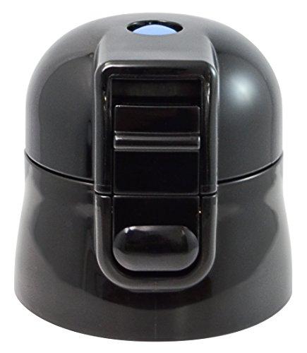 スケーター キャップユニット ブラック 470ml用 P-SDC4-CU