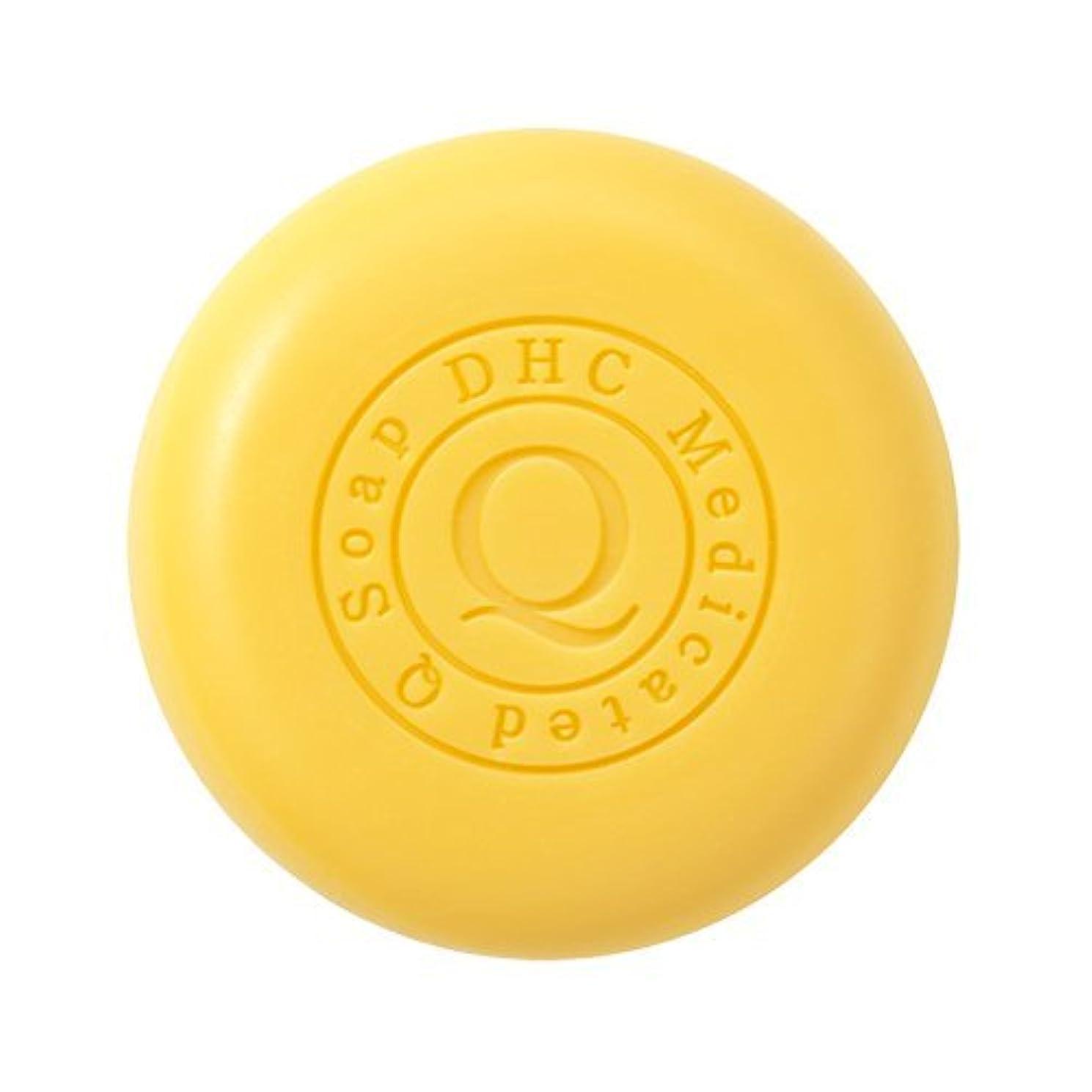 ほぼ色合い実際【医薬部外品】DHC薬用Qソープ