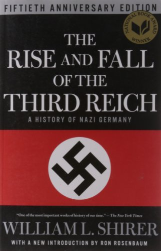 Download The Rise and Fall of the Third Reich: A History of Nazi Germany 1451651686