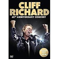 Cliff Richard 60th Anniversary Concert [DVD-PAL方式 ※日本語無し](輸入版) -クリフ・リチャード 60周年 記念コンサート-