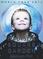 WORLD TOUR 2012 LIVE at MADISON SQUARE GARDEN(初回生産限定盤) [DVD](在庫あり。)