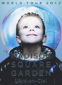 WORLD TOUR 2012 LIVE at MADISON SQUARE GARDEN(初回生産限定盤) [DVD]の詳細を見る