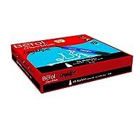 Berol Dry Wipeラウンドヒントホワイトボードマーカー–ブラック( Pack of 48)